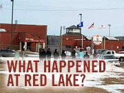 Go to What Happened at Red Lake?