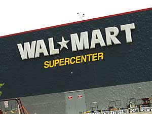 The U.S. and Mexican governments reportedly are investigating Wal-Mart after accusations that the chain paid millions of dollars in bribes to officials in Mexico. The company says it is cooperating with authorities.