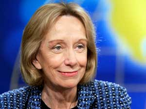 Historian and author Doris Kearns Goodwin.