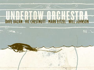 Undertow Orchesta tour poster