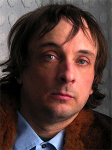 Vic Chesnutt is a prolific solo artist and a member of the Undertow Orchestra