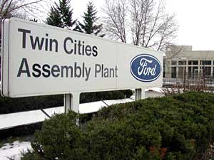 Workers at St. Paul's Ford plant had a tough decision to make.