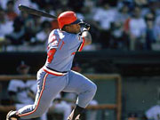 Puckett at bat