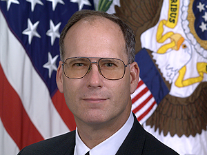 Assistant Secretary John Paul Woodley Jr. was appointed to his post in 2004.