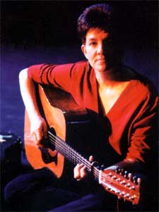 Minneapolis singer/songwriter Ann Reed.