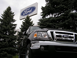 The Ford Ranger, manufactured at St. Paul's assembly plant, is selling better than other trucks in Ford's line. Ford announced today it will keep the St. Paul facility open through 2011, 2 years longer than planned.