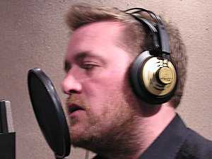 Guy Garvey, lead singer of the band Elbow