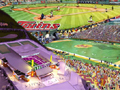 Three proposed stadiums