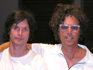 Kraig Jarret Johnson and Gary Louris