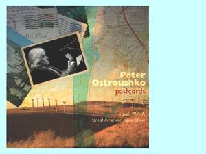 Peter Ostroushko's new CD,