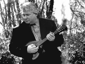 Minnesota native and musician Peter Ostroushko.