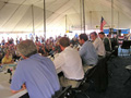 Gubernatorial forum at Farmfest, 2006