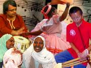Ethnic music.