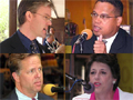 DFL congressional candidates , 5th District