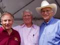 Three distinguished gentlemen