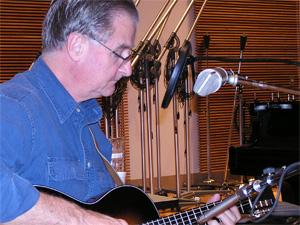 Blues singer Geoff Muldaur