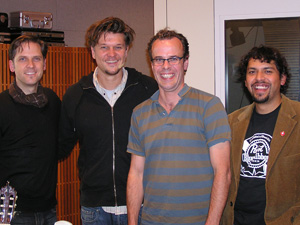 The band Calexico