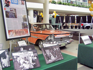 Southdale's 50th anniversay celebration harkens back to the days of sock hops and souped-up Chevys.