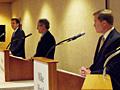 Gubernatorial debate