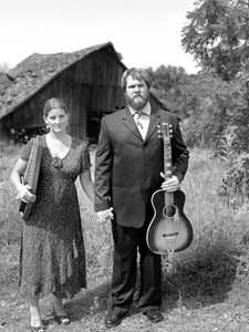 Kim and Quillan Roe of the Roe Family Singers are participating in Minnesota Public Radio's Songs from Scratch songwriting project.