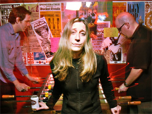 Mike Lamping, Erika Wennerstrom, and Kevin Vaugh