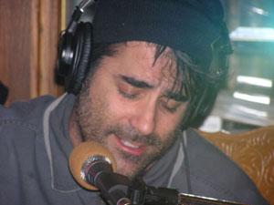 Nick Urata of DeVotchka