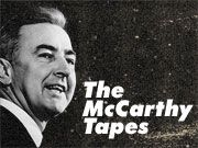 Go to The McCarthy Tapes