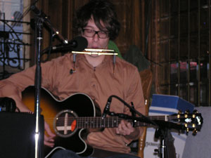 Singer and songwriter Chris Koza is simply one of the most prolific and gifted people working in the Twin Cities music scene. He chatted about ghosts with Mary and played some tunes.