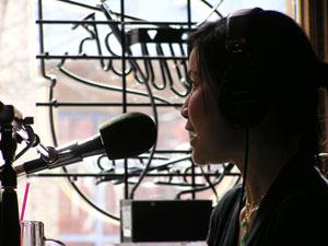 Reporter Lisa Ling