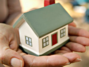 Your house in your hands