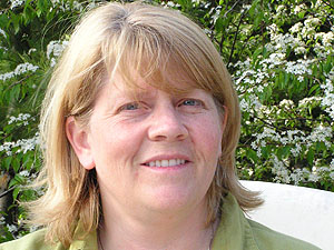 <b>Shari Baker</b> owns Gunflint Pines resort. She hosted her friends who own <b>...</b> - 20070524_sharibaker_2