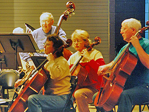 The 3M Club Symphony Orchestra was formed in 1957 and is preparing for its 50th anniversary.