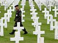 World War II cemetery
