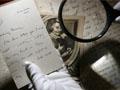 A handwritten letter by Winston Churchill