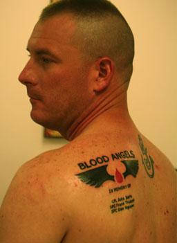 Military Memorial Tattoos