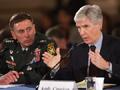 Gen David Petraeus and Ambassador Ryan Crocker