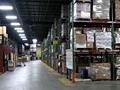 Second Harvest warehouse