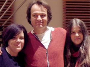 Julie Lee, Tim Frantzich, Alison Rae