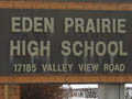 Eden Prairie High School