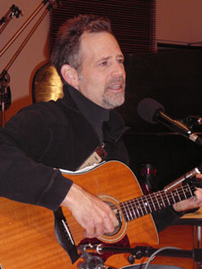 Singer/Songwriter Neal Hagberg