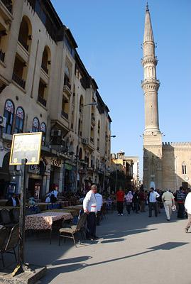 The Khan al-Khalili bazaar in Cairo                                    (Miguel Macias)