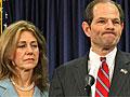 New York Gov. Eliot Spitzer