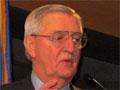 Former Vice President Walter Mondale.