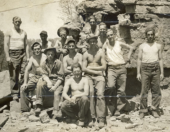 US History - Civilian Conservation Corps (CCC)