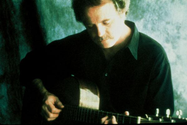 Guitarist Pat Donohue