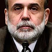 Bernanke foresees shrinking