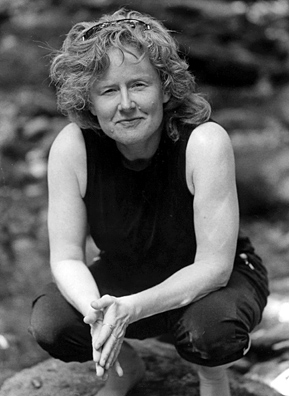 Weekend America guest Suzanne Gardiner shared her poetry with us in honor of National Poetry Month.                                             (Dona Ann McAdams)