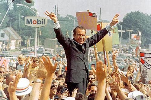 Richard Nixon 1968