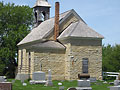 St. Rose of Lima Catholic Church with cemetery