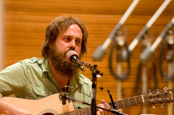 Sam Beam of Iron and Wine